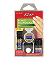Kiss Acrylic Sculpture Kit with Nail Forms