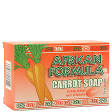 African Formula Carrot Soap