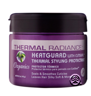 Organics Thermal Radiance Heat Guard Styling Protectant 4oz