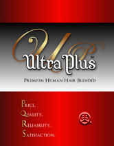 Ultra Plus Human Hair Weave Collection