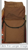 Insulated Saddle Bags  - KB300
