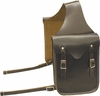 Leather Western Saddle Bags - 22418