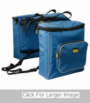 Insulated Saddle Bags - WTM504