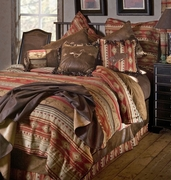 Cowboy Bedding - Flying Horse - Click to enlarge