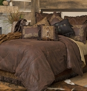 Rustic Western Bedding - Gold Rush - Click to enlarge