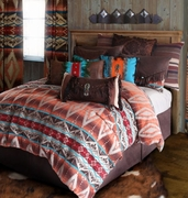 Western Bedding Sets On Sale - Mojave - Click to enlarge