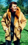 Mens Shearling Coats On Sale - Click to enlarge