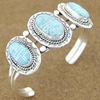 Discount Turquoise Jewelry  - 0844-BR