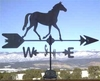 Farm Weathervane - Running Horse