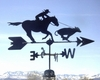 Calf Roping Weathervane - Calf Roper