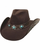 Western Cowgirl Hats - Sweet Emotion