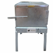 Small Tent Wood Stove - Colt - Click to enlarge