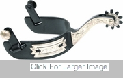 Western Riding Spurs - 15881-AC