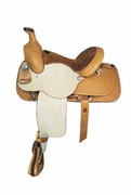 Youth Western  Saddles  - 1252 - Click to enlarge