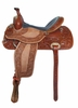 Barrel Saddle -1222