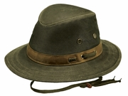 Oilskin Hat - Willis - Click to enlarge