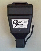 Wall Mounted Poultry Feeder - Click to enlarge