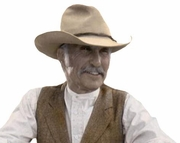 Hats Worn In Western Movies - Gus - Click to enlarge