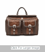 Cowhide Luggage - 2585739