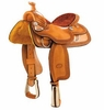 Billy Cook Team Roper Saddle