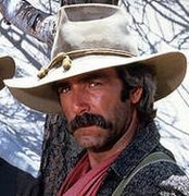 The Sacketts - Sam Elliott - Click to enlarge