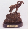Charlie Russell Bronzes - Bighorn Sheep