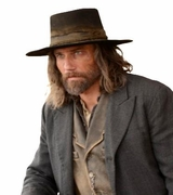 Cullen Bohannan Hat - Hell On Wheels - Click to enlarge