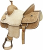 Youth Roughout Western Saddle - 73121