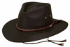 Oilskin Hat - Grizzly