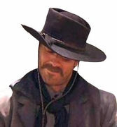 Western Movie Hats - Johnny Ringo - Click to enlarge