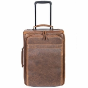 Rugged Leather Luggage - Squadron - Click to enlarge