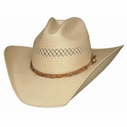 Straw Cowboy Hats - Bucky - Click to enlarge