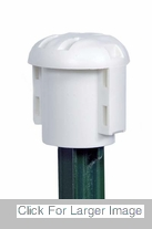"Electric Fence Insulators ""T Post Cap"""