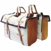 Horse Panniers - Canvas - Click to enlarge