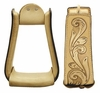 Tooled Stirrups - 21613