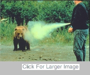 Bear Pepper Spray & Bear Electric Fences