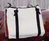 Canvas Saddle Panniers