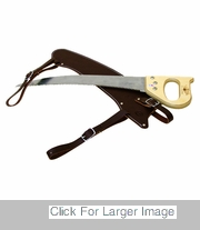 Pack Saw With Scabbard