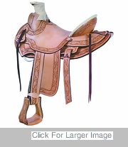 CIMARRON RANCH ROPER BY BILLY COOK SADDLERY