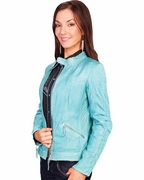 Cowgirl Western Wear - Lambskin Jacket - Click to enlarge
