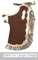Kids Western Chaps - Rodeo 001