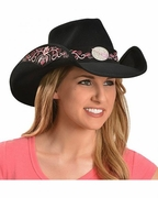Western Cowgirl Hats - Rockin - Click to enlarge