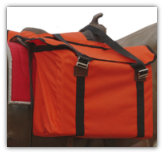 Meat Packing Saddle Panniers