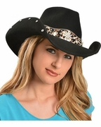 Western Cowgirl Hats - Euphoria - Click to enlarge