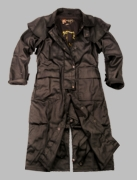 Workhorse Drovers Oilskin Coat - Click to enlarge