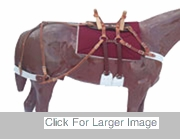 Horse Pack Saddle - PS301