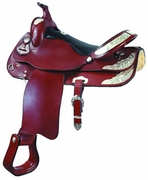 Arabian Western Show Saddles - Click to enlarge