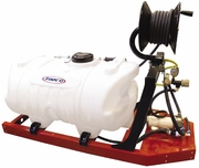 Skid Mounted Sprayers - 60 Gal Tree - Click to enlarge