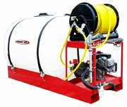 200 Gallon Skid Sprayer - Click to enlarge