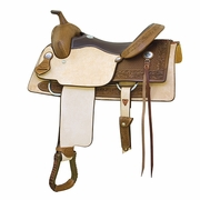 'TEXAS T' PENNER BY BILLY COOK SADDLERY - Click to enlarge